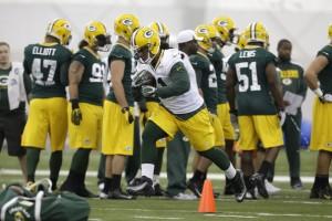 Jogadores do Packers utilizaram GPS para averiguar movimentação e prever lesões