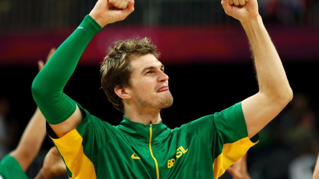 Copa? Tiago Splitter é Brasil nas Finais da NBA!