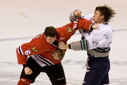 [ENTENDA O JOGO] As brigas na NHL e a cultura da porrada do hóquei - The Playoffs