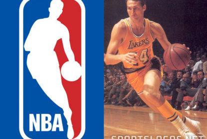 Entenda o jogo: o logo da NBA não é apenas um logo - The Playoffs