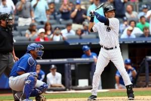 Derek Jeter passou boa parte da carreira como homem de leadoff dos Yankees