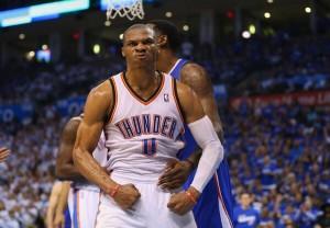 Russell Westbrook teve problemas físicos na última temporada