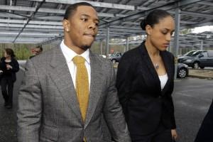 Segundo dia de julgamento de Ray Rice durou dez horas (Foto: AP)