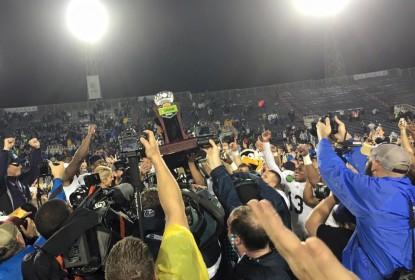 Georgia Southern faz grande segundo tempo para vencer o GoDaddy Bowl - The Playoffs