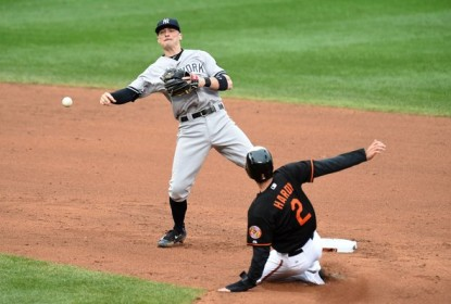 Brendan Ryan vai para o Chicago Cubs - The Playoffs