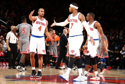 Knicks batem os Bulls e Jimmy Butler reclama do técnico - The Playoffs