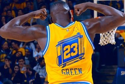 Golden State Warriors não culpa ausência de Draymond Green por derrota - The Playoffs