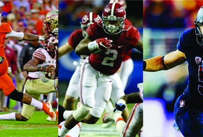 Conheça os três candidatos ao Heisman Trophy - The Playoffs