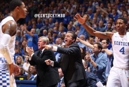 Com grande atuação de Tyler Ulis, Kentucky volta a vencer no College Basketball - The Playoffs