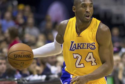 Kobe Bryant se diz surpreso com votação para All-Star Game - The Playoffs