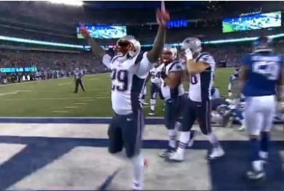Patriots perdem LeGarrette Blount para o resto da temporada - The Playoffs