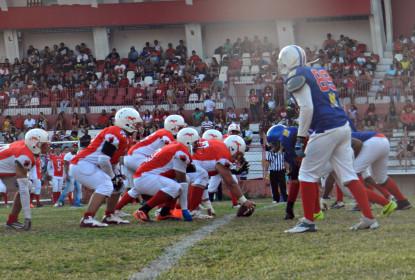 Marechais e Horses unem artilharia pela promoção do futebol americano - The Playoffs