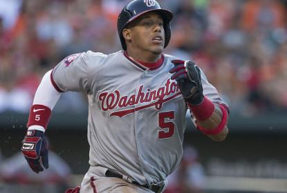 Washington Nationals troca Yunel Escobar por dois arremessadores - The Playoffs