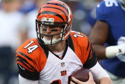 Andy Dalton se diz aberto a possibilidade de ficar no Cincinnati Bengals - The Playoffs