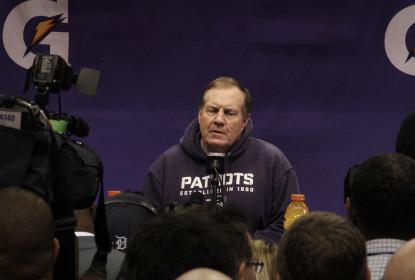 Bill Belichick diz que respeita decisão de atletas que optaram por não jogar - The Playoffs