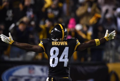 Russell Wilson quer Antonio Brown jogando nos Seahawks - The Playoffs