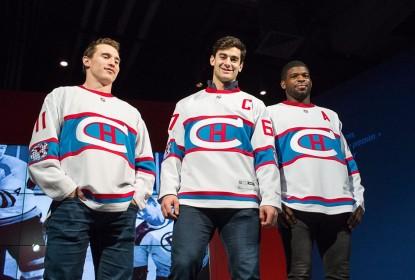 Jogadores dos Canadiens soltam a voz em mensagem de Natal - The Playoffs