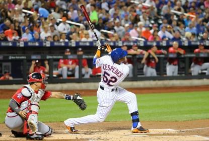 Mets não pretende renovar com Yoenis Cespedes - The Playoffs