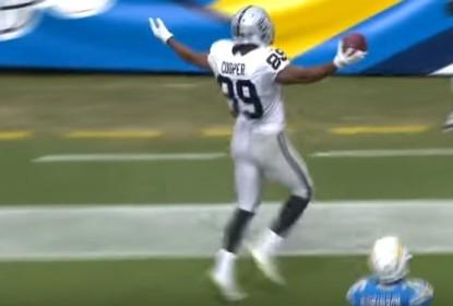Amari Cooper vira dúvida dos Raiders para o domingo - The Playoffs