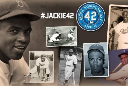 Dodgers anuncia estátua para Jackie Robinson em 2016 - The Playoffs