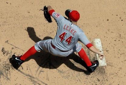 Cardinals acertam com Mike Leake - The Playoffs