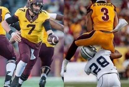 [PRÉVIA] Quick Lane Bowl – Minnesota Golden Gophers vs. Central Michigan Chippewas - The Playoffs