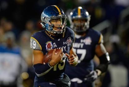 Com recorde de Reynolds, Navy vence Pittsburgh e leva o Military Bowl - The Playoffs