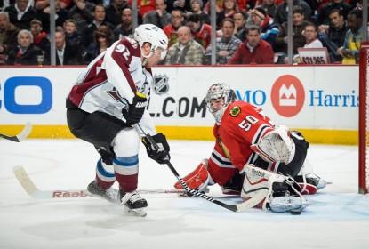 Avalanche para Patrick Kane e derrota os Blackhawks - The Playoffs