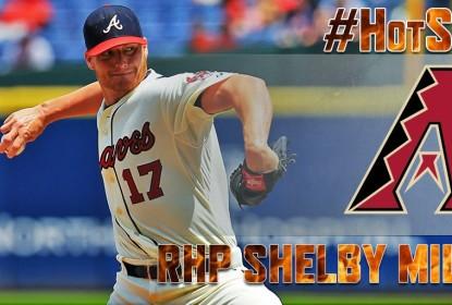 Arizona Diamondbacks adquire Shelby Miller do Atlanta Braves - The Playoffs