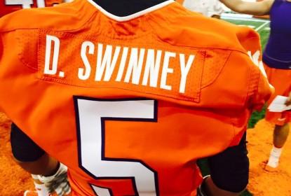 Dabo Swinney é eleito o técnico do ano - The Playoffs