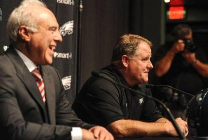 Chip Kelly é demitido após três temporadas nos Eagles - The Playoffs