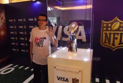 Se você não vai até o Super Bowl, o Super Bowl vem até nós - The Playoffs