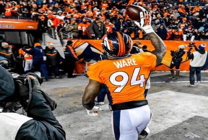 Casa de DeMarcus Ware é arrombada durante jogo do Denver Broncos - The Playoffs