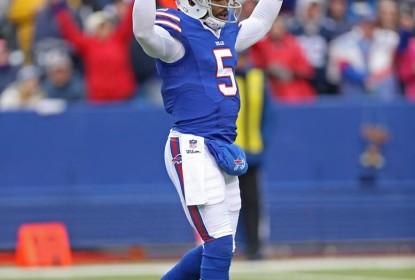 Permanência de Tyrod Taylor nos Bills para 2017 é incerta - The Playoffs