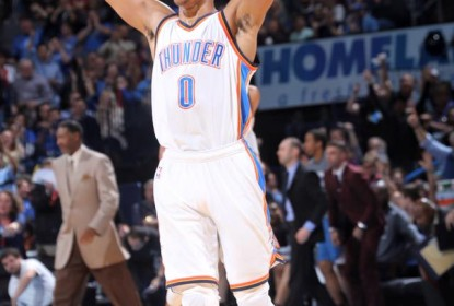 Em grande performance de Westbrook, Oklahoma bate o Minnesota - The Playoffs