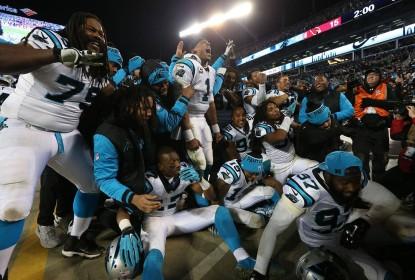 Com show de Cam Newton, Panthers batem Cardinals e vão ao Super Bowl 50 - The Playoffs