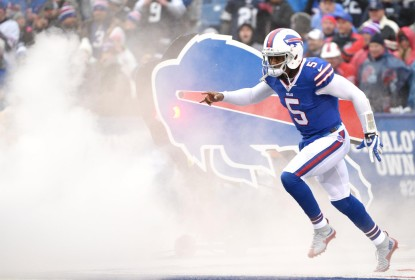 Após fraco desempenho, Tyrod Taylor vai para o banco do Buffalo Bills - The Playoffs