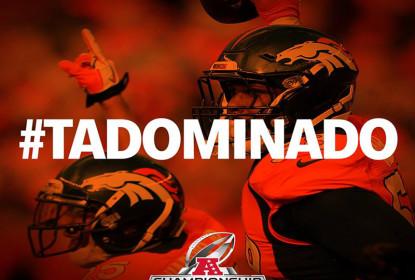 Broncos param ataque dos Patriots e vão ao Super Bowl 50 - The Playoffs