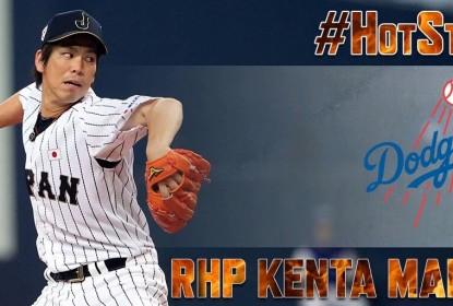 Kenta Maeda fecha com Los Angeles Dodgers - The Playoffs