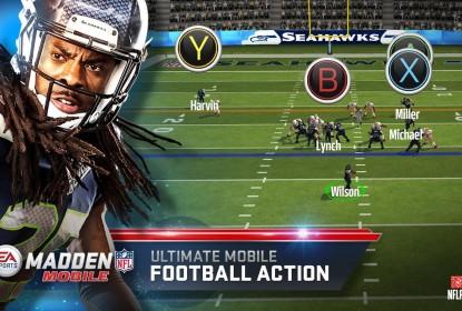 10 motivos para você jogar Madden NFL Mobile antes do Super Bowl 50 - The Playoffs