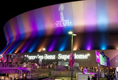 Super Bowl em 2024 poderá mudar de local com novo calendário da NFL - The Playoffs