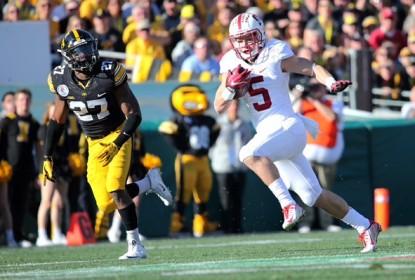 Com jogo sublime de McCaffrey, Stanford conquista o Rose Bowl - The Playoffs