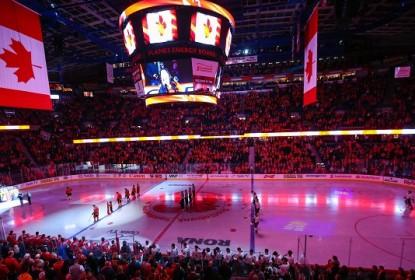 Gary Bettman diz que é necessária uma nova arena para o Calgary Flames - The Playoffs