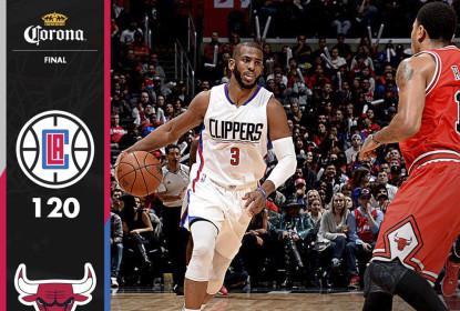 Los Angeles Clippers massacra Chicago Bulls para chegar à quarta vitória seguida - The Playoffs