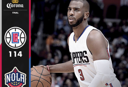 Los Angeles Clippers vence nona consecutiva após bater New Orleans Pelicans - The Playoffs