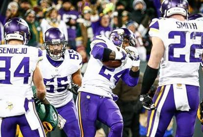 Com clima de playoffs, Vikings vencem Packers e levam a divisão Norte - The Playoffs