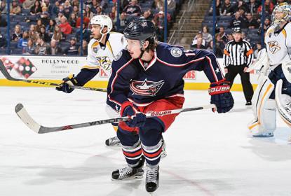 Columbus Blue Jackets manda Ryan Johansen para o Nashville Predators - The Playoffs