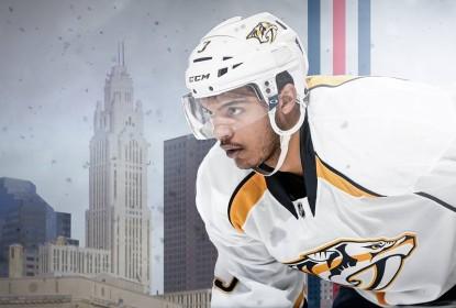 Ryan Johansen e Ryan Kesler trocam farpas após jogo entre Predators e Ducks - The Playoffs