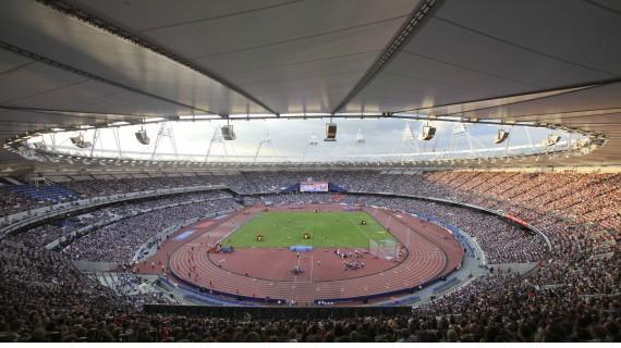 londres estadio olimpico