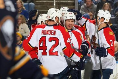 Panthers batem Senators e embalam 11a vitória seguida - The Playoffs